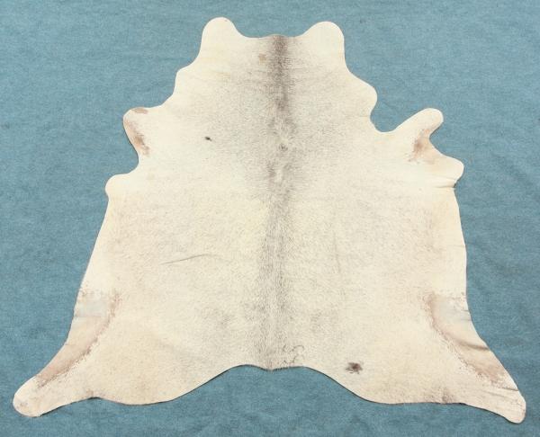 Kuhfell Grau Weiß gespränkelt (2190)