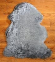 Lammfell grau (Silber)