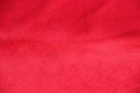 Kuhfell Rot Gefärbt XXL