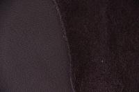 Bekleidungsleder (1) braun/voilett