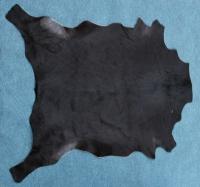 Ziegenfell Schwarz