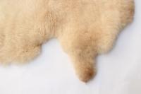 Lammfell pflanzliche Gerbung L